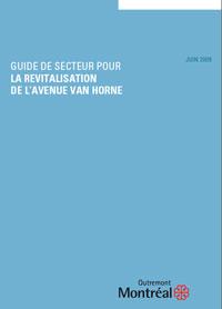 Guide de secteur pour la revitalisation de l'avenue Van Horne