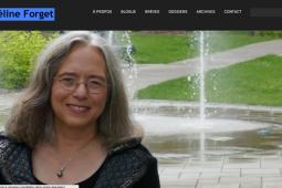 Le nouveau site web