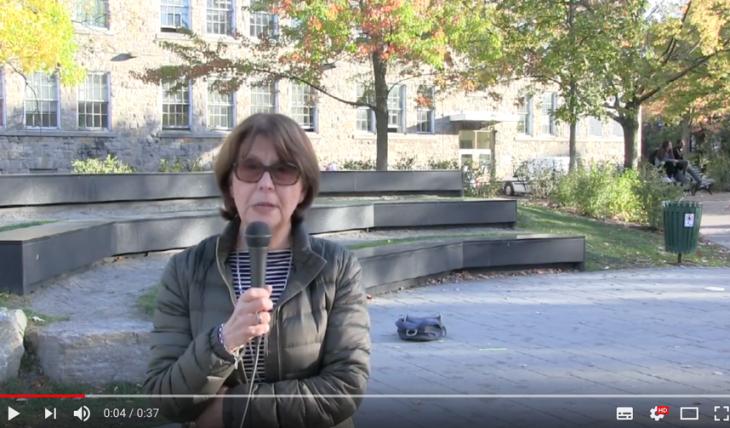 Anne-Marie Guertin appuie Céline Forget parce que ...